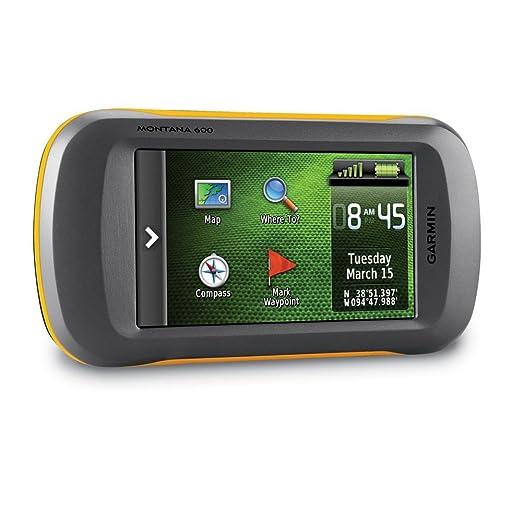 GPS da passeggio Montana 600