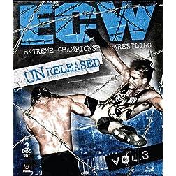 WWE: ECW Unreleased Vol. 3 [Blu-ray]