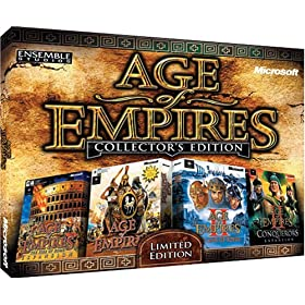 Trilogia Age Of Empires + Expansiones [Full-Dvd5]Crack-Trucos- Seriales