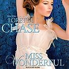 Miss Wonderful: Carsington Brothers, Book 1 Hörbuch von Loretta Chase Gesprochen von: Kate Reading