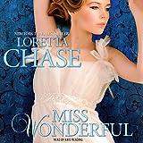 Miss Wonderful: Carsington Brothers, Book 1