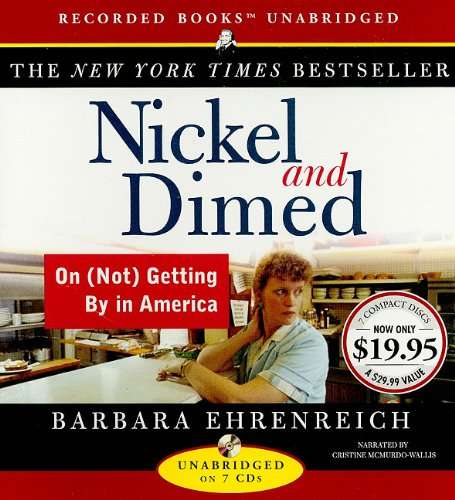 rhetorical strategies of nickel and dimed Nickel and dimed: on not getting by in america by barbara ehrenreich - introduction: getting ready summary and analysis.