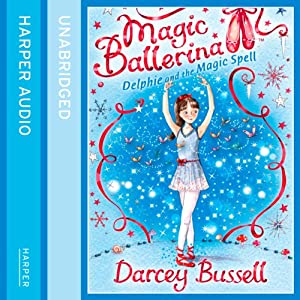 Delphie and the Magic Spell Audiobook