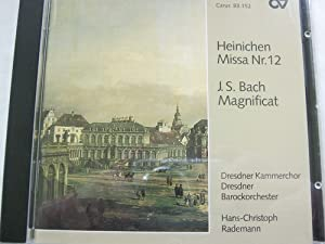 Heinichen Mass 12/Bach Magnificat