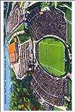 Athens, Georgia - Aerial View of Sanford (Bull Dog) Stadium (12x18 Collectible Art Print, Wall Decor Travel Poster)