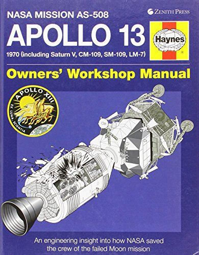 Apollo 13 Owners' Workshop Manual: An engineering insight into how NASA saved the crew of the failed Moon mission (How 13 compare prices)