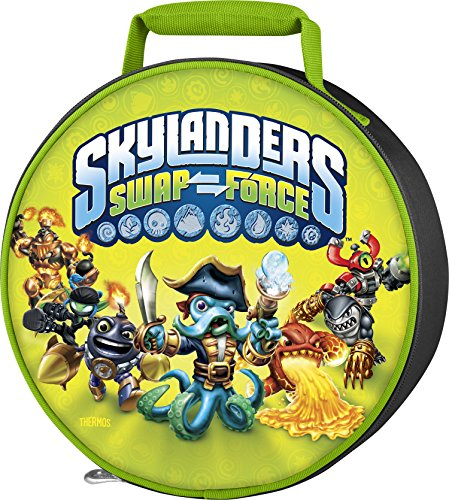 Thermos Novelty Round Lunch Kit, Skylanders