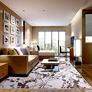 ustide polypropylene modern area rug random design carpet boys bedroom rug camel. Black Bedroom Furniture Sets. Home Design Ideas