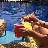 GoPong Hidden Sunscreen Alcohol Flask 2-Pack