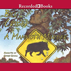 A Mammoth Murder | [Bill Crider]