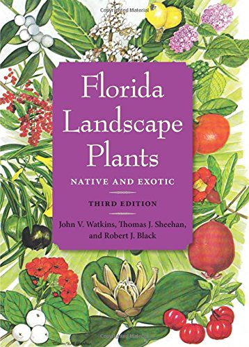 Florida Landscape Plants: Native And Exotic front-440682