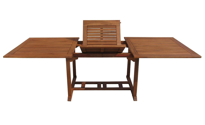 Gartentisch Cuba 180-240x110cm Akazienholz ausziehbar bestellen