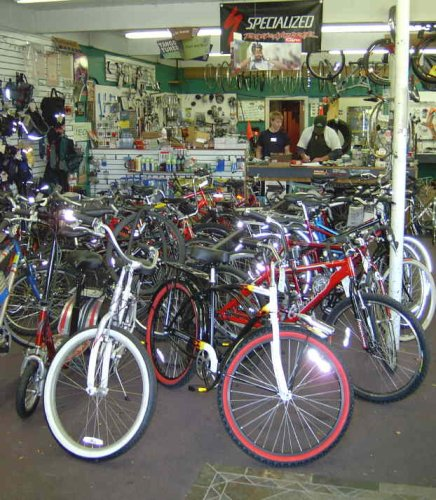 Bicycle Repair Shop Store Start Up Business Plan Sample NEW!
