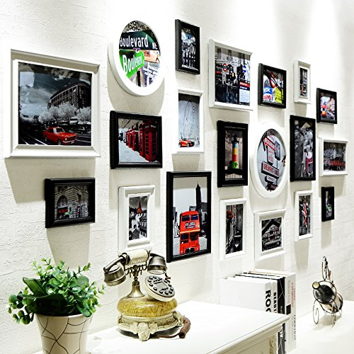yupd kontinentale mode foto wand wand fotorahmen kombinieren moderne minimalistische wanda a. Black Bedroom Furniture Sets. Home Design Ideas