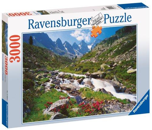 Ravensburger 17029 Alpi austriache Puzzle 3000 pezzi