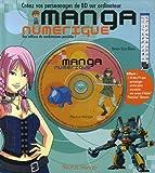 echange, troc Hayden Scott-baron - Manga numérique : Créez vos personnages de BD sur ordinateur (1Cédérom)