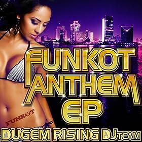 iTunes総合3位を記録!『FUNKOT ANTHEM EP』
