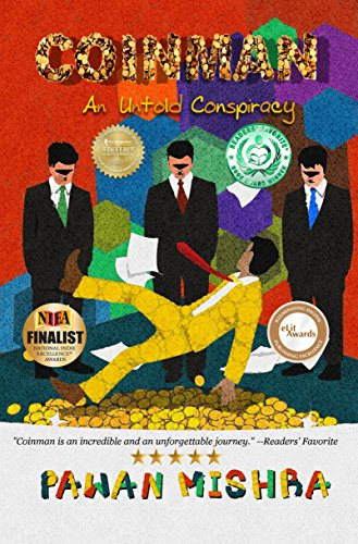 Book: Coinman - An Untold Conspiracy by Pawan Mishra