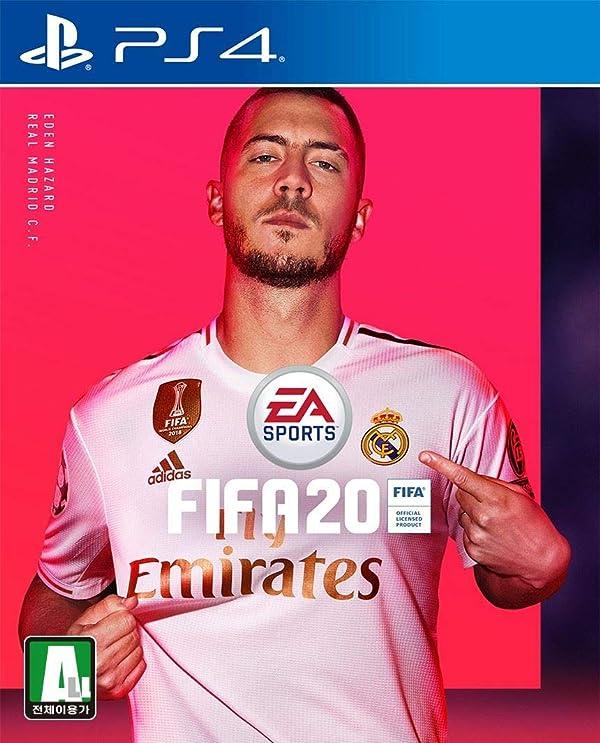 FIFA 20 Korean Edition - PlayStation4
