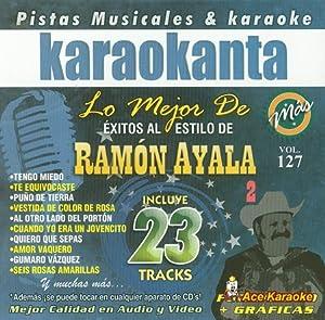 Various - Karaokanta KAR-8127 - Ramon Ayala 2 / Lo Mejor De Spanish