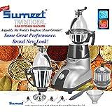Sumeet Traditional Asia Kitchen Machine 110 V Mixer grinder Silver