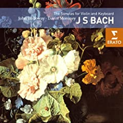Sonata No. 4 in C minor for Violin and Harpsichord BWV1017: III. Adagio