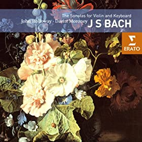 Sonata No. 4 in C minor for Violin and Harpsichord BWV1017: II. Allegro