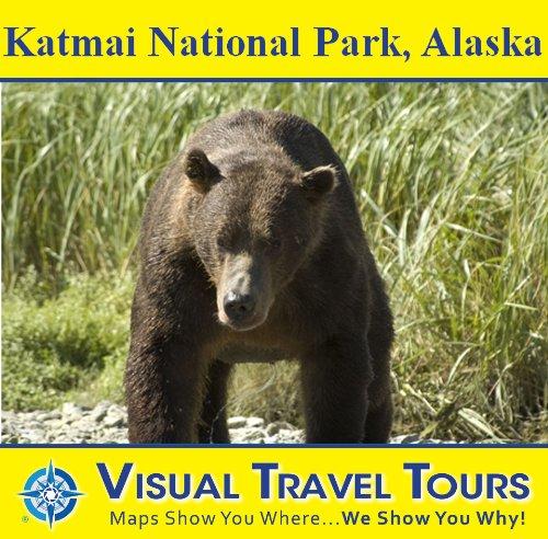 KATMAI NATIONAL PARK, ALASKA - A Travelogue.