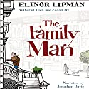 The Family Man (       UNABRIDGED) by Elinor Lipman Narrated by Jonathan Davis