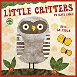 2014 Little Critters Wall Calendar