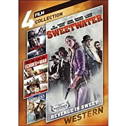4-Film Collection: Western
