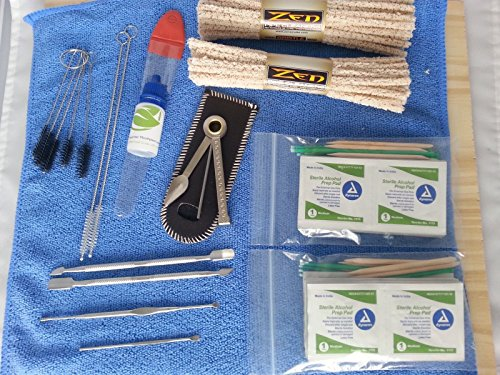Ultimate Vape Cleaning & Tool Kit for Pax & Kandy- Double Size Kit & Much More!