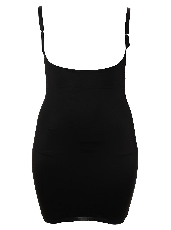 Spanx - Damen - Shapewear - Straffendes Hemdchen in schwarz