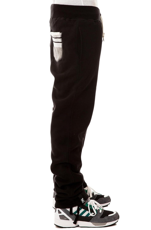 LRG Men's Don Goobie Short Sleeve Sweatpants