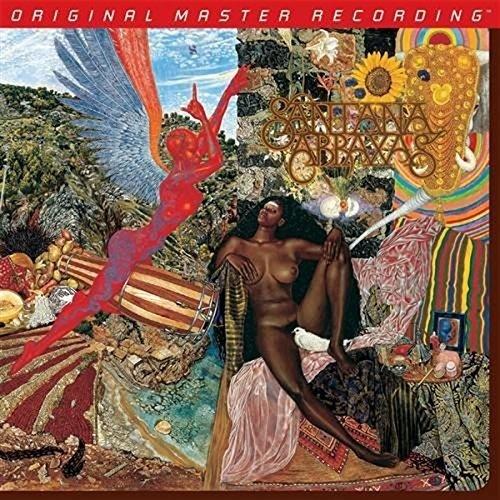 Santana - Abraxas (Limited Edition, Hybrid SACD)