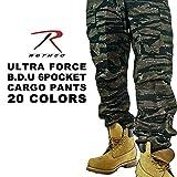 (ロスコ) ROTHCO / B.D.U MILITARY CARGO PANTS 20 COLORS B.D.U ミリタリー カーゴ パンツ 全20色