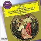 Danses Slaves Op.46 & 72