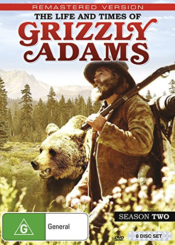Life & Times of Grizzly Adams: Season 2 [DVD] [Import]