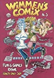 Wimmen's Comix #3 (2nd Printing, cover Price $.75) (086719054X) by Sharon Rudahl