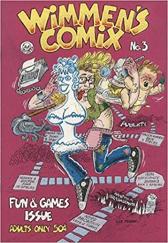 Wimmen's Comix #3 (2nd Printing, cover Price $.75) written by Sharon Rudahl