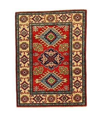 L'Eden del Tappeto Alfombra Uzebekistan Super Multicolor 84 x 113 cm