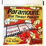 6oz Popcorn Packets - Perfect Portion Packs For 6 oz Popcorn Maker Machine Popper - Case of 24