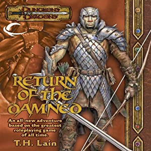 Return of the Damned Audiobook