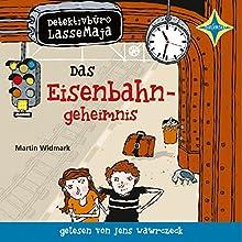 Das Eisenbahngeheimnis (Detektivbüro LasseMaja 14) (       ungekürzt) von Martin Widmark Gesprochen von: Jens Wawrczeck
