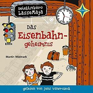 Das Eisenbahngeheimnis (Detektivbüro LasseMaja 14) Hörbuch