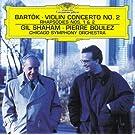 Bart�k: Violin Concerto No.2; Rhapsodies