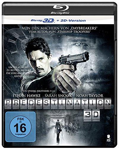 Predestination [3D Blu-ray + 2D Version] [Alemania] [Blu-ray]