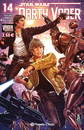 Star Wars. Darth Vader 14. Vader Derribado 4 De 6