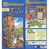 Carcassonne TheTower Expansionby Rio Grande Games