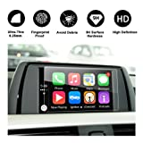 RUIYA 2014-2018 2/3/4 Series F22 F45 F30 F31 F34 F32 F33 F36 6.5 Inches GPS Navigation Screen Display Protector Clear Trapezoid Tempered Glass , if applicable (Color: 6.5-Inch)